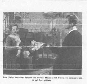 Dame Edith Evans