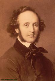 Mendelssohn courtesy Evans Bros